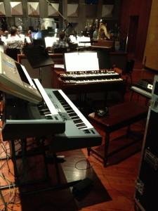 MLV @ Warner Bros. Scoring Stage