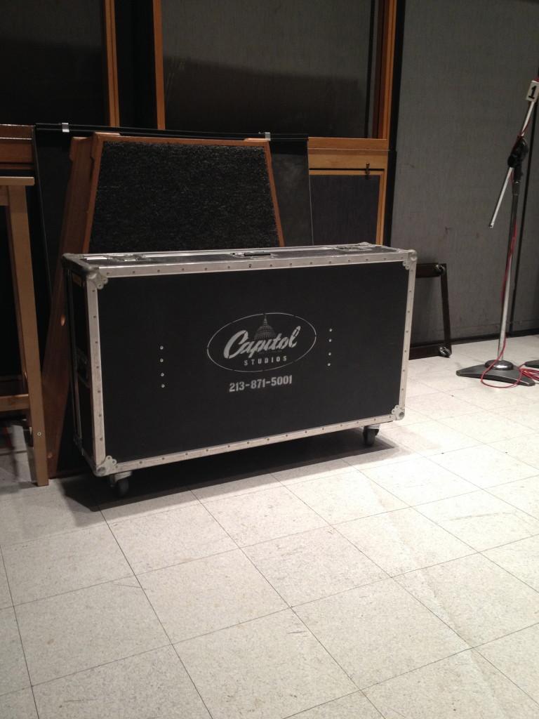 Capitol Studios Case