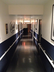 Captiol Studios Hallway